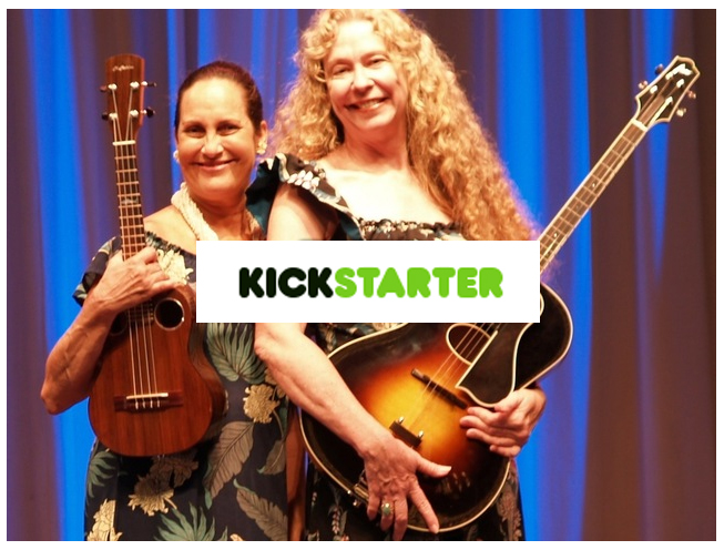 Help the Hula Honeys Kickstart their new album